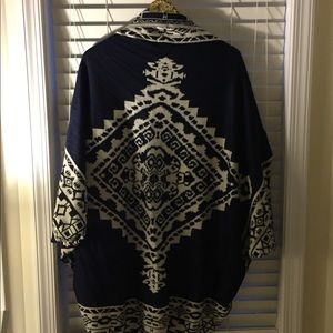 Xhilaration Sweaters - Reversible Target Cardigan